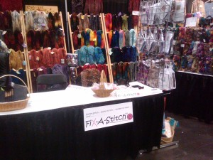 The Fix-a-Stitch at Stitches West 2011